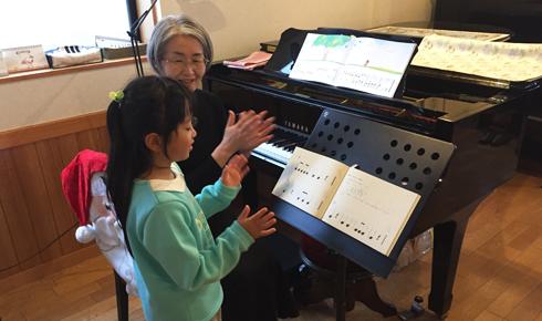 音楽教室について